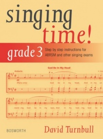 Singing Time Grade 3 published by Bosworth