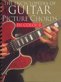 Encyclopedia Of Guitar Picture Chords In Colour published by Wise
