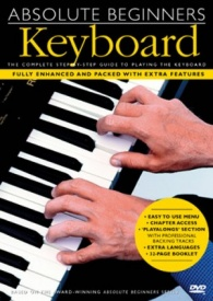 Absolute Beginners: Keyboard published by Wise (DVD)