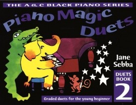 Piano Magic Duets Book 2 Published by A & C Black