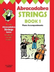 Abracadabra Strings Book 1 (Piano Accompaniments)