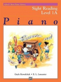 Alfred's Basic Piano Course: Sight Reading Book 1A