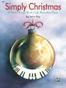 Simply Christmas for Piano published by Alfred