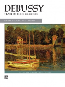 Debussy: Clair De Lune for Piano published by Alfred