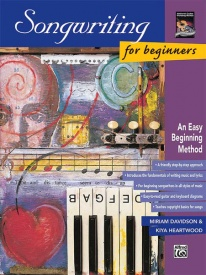 Songwriting for Beginners published by Alfred