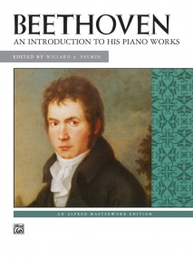 Beethoven: An Introduction To His Piano Works published by Alfred