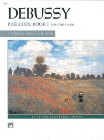 Debussy: Preludes I for Piano published by Alfred