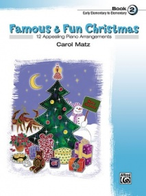 Famous & Fun Christmas 2 for Piano published by Alfred