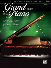 Grand Trios for Piano Book  2 published by Alfred