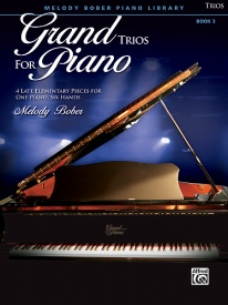 Grand Trios for Piano Book  3 published by Alfred