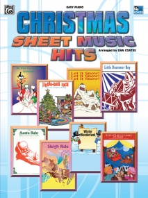 Christmas Sheet Music Hits for Easy Piano published by Alfred