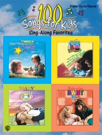 100 Songs for Kids (Sing-Along Favorites) published by IMP
