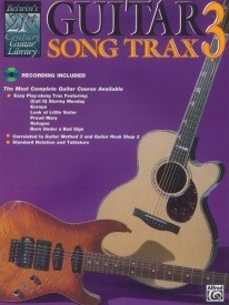 21st Century Guitar Song Trax 3 Book & CD published by Alfred