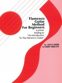 Flamenco Guitar Method For Beginners published by Alfred