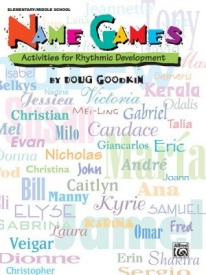 Name Games published by Warner