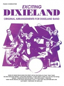 Exciting Dixieland (Piano/Conductor) published by Alfred