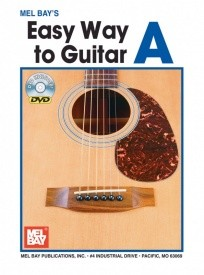 Easy Way to Guitar - A  by Book & DVD published by Melbay