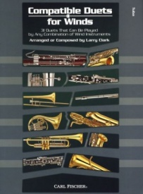 Compatible Duets For Winds - Tuba published by Fischer