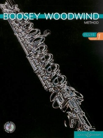 Boosey Woodwind Method 1 Book & CD for Flute published by Boosey and Hawkes