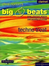 Big Beats - Techno Treat for Clarinet Book & CD published by Boosey & Hawkes