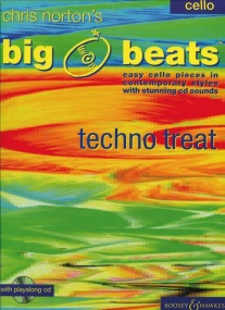 Norton: Big Beats Techno Treat Book & CD for Cello published by Boosey and Hawkes