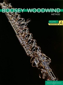 Boosey Woodwind Method Repertoire Book A for Flute published by Boosey and Hawkes
