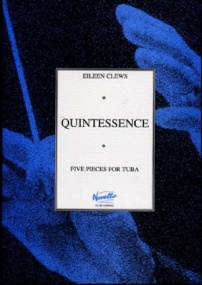 Clews: Quintessence for Tuba published by Paterson
