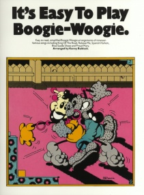 It's Easy To Play : Boogie- Woogie for Piano published by Wise
