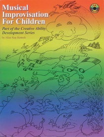 Musical Improvisation for Children Book & CD published by Alfred
