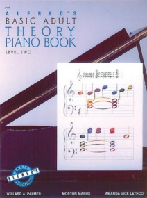 Alfred's Basic Adult Piano Course: Theory Book 2