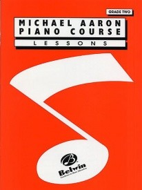 Aaron Piano Course Grade 2 published by Alfred