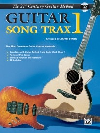 21st Century Guitar Song Trax 1 Book & CD published by Alfred