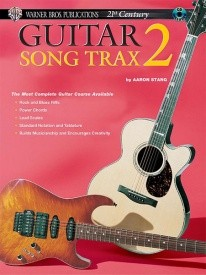 21st Century Guitar Song Trax 2 Book & CD published by Alfred