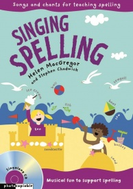 Singing Spelling Book & CD published by A & C Black