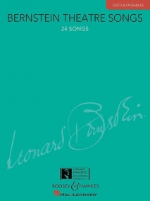 Bernstein Theatre Songs - Duets and Ensembles published by Boosey & Hawkes