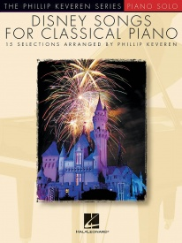 Disney Songs For Classical Piano Solo published by Hal Leonard