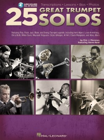 25 Great Trumpet Solos Book & CD published by Hal Leonard