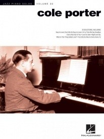 Jazz Piano Solos Volume 30 : Cole Porter published by Hal Leonard
