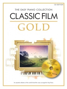 Classic Film Gold for Easy Piano published by Chester (CD Edition)