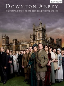 Downton Abbey for Easy Piano published by Wise