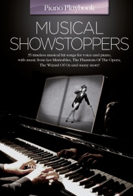 Piano Playbook: Musical Showstoppers published by Wise