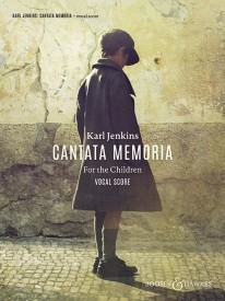 Cantata Memoria - Vocal Score by Jenkins published by Boosey and Hawkes