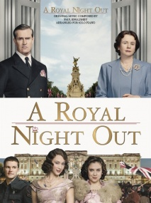 A Royal Night Out Soundtrack published by Wise