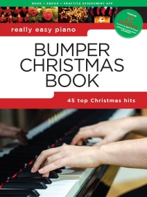 Really Easy Piano - Christmas Book published by Wise