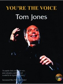 You're the Voice : Tom Jones Book & CD published by IMP