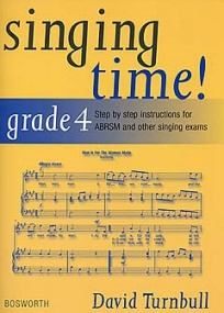Singing Time Grade 4 published by Bosworth