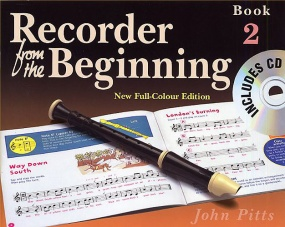 Recorder from the Beginning 2 Pupil Book & CD published by E J A