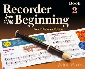 Recorder from the Beginning 2 Pupil Book published by E J A