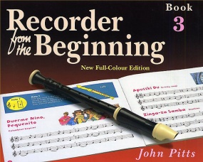 Recorder from the Beginning 3 Pupil Book published by E J A