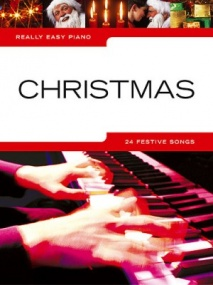 Really Easy Piano - Christmas published by Wise